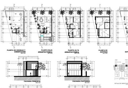 Planos deltra arquitectura for Planos de arquitectura pdf